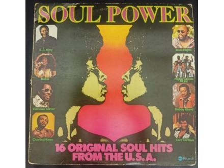 Various – Soul Power LP (PGP,1977)