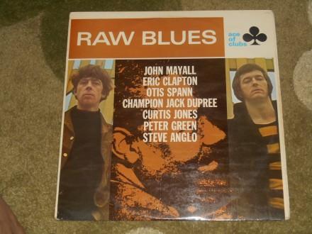 Various - Raw Blues