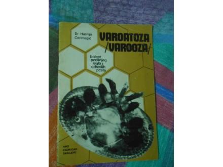 Varoatoza-Varooza-bolest pčelinjeg legla i odraslih pče