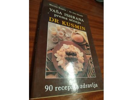 Vaša ishrana prema učenju DR Kusmin Kaplan Bondil