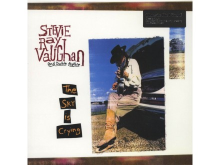 Vaughan, Stevie Ray-Sky Is Crying