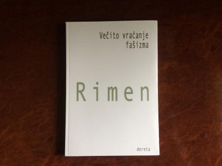 Vecito Vracanje Fasizma - Rimen