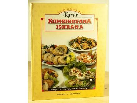 Veliki ilustrovani kuvar - Kombinovana ishrana