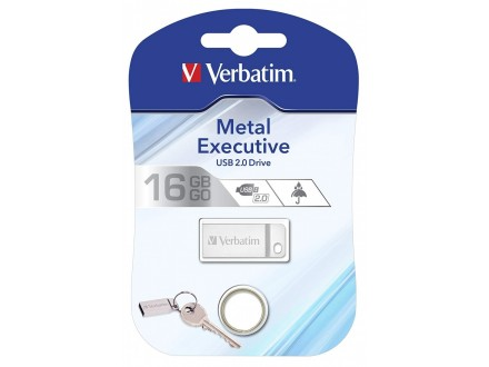Verbatim USB 16GB 98748 Metal Executive
