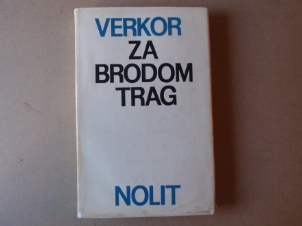 Verkor - ZA BRODOM TRAG