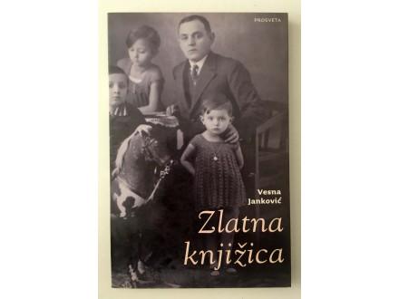 Vesna Janković - Zlatna knjižica