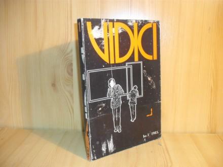 Vidici, br.1/1983. - Fragmenti:o slobodi