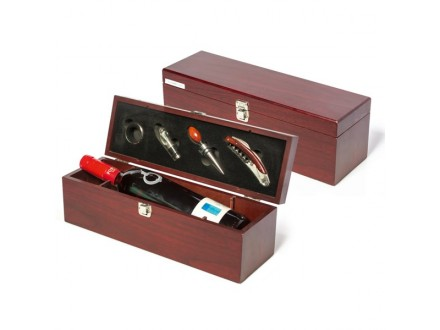 Vinski set Favorite braon Art. 38309 - Novo