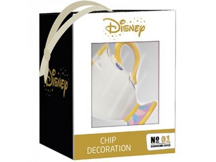 Viseća dekoracija Beauty and the Beast Chip - Disney