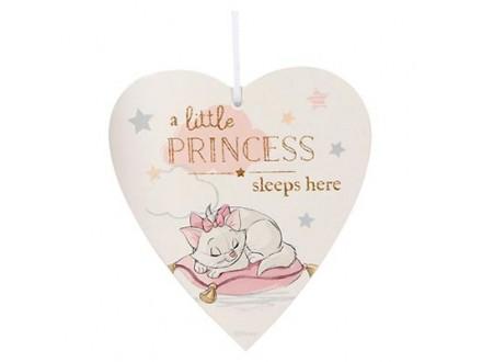 Viseća dekoracija - Disney, Heart Little Princess - Disney
