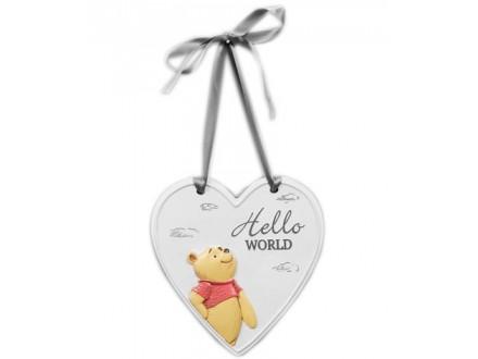 Viseća dekoracija - Disney, Hello World - Disney, Winnie The Pooh