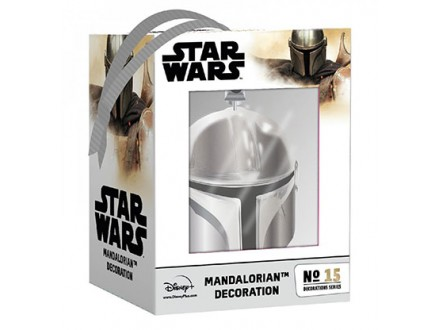 Viseća dekoracija SW Mandalorian - Star Wars