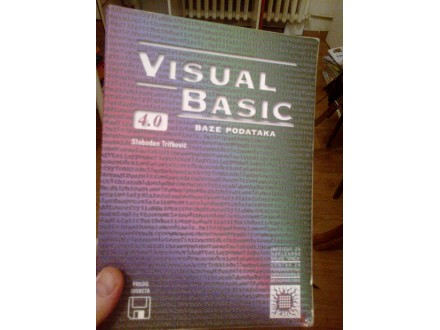 Visual Basic 4.0 - Baze podataka - Slobodan Trifković