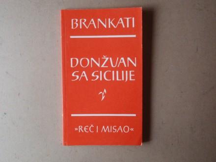Vitalijano Brankati - DONŽUAN SA SICILIJE