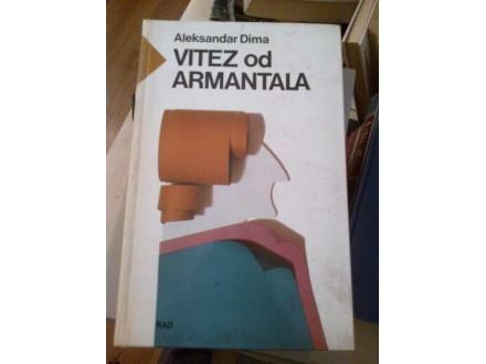 Vitez od Armantala - Aleksandar Dima