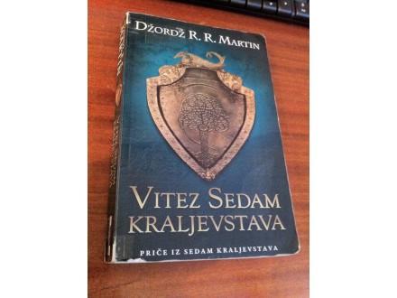 Vitez sedam kraljevstava Džordž R.R. Martin