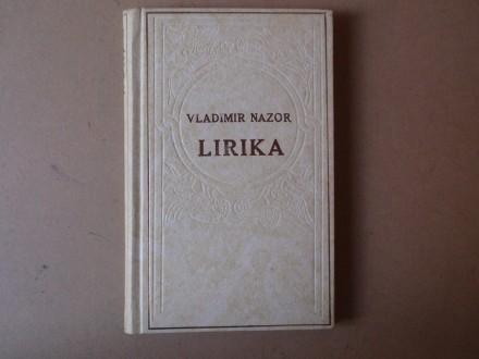 Vladimir Nazor - LIRIKA