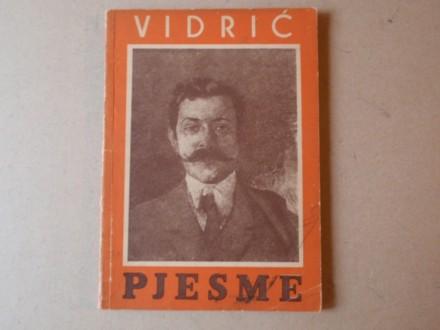 Vladimir Vidrić - PJESME