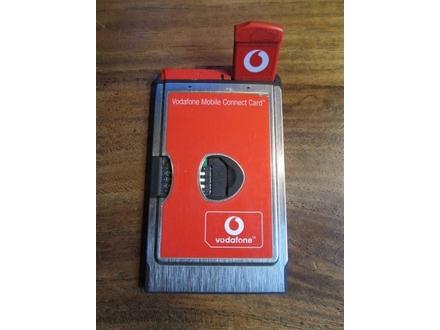 Vodafone Mobile Connect PCMCIA Card