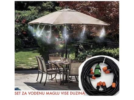 Vodena Magla- Sistem za hladjenje,Duzina -20m NOVO