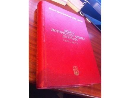 Vodič istorijskog arhiva Beograda knjiga druga