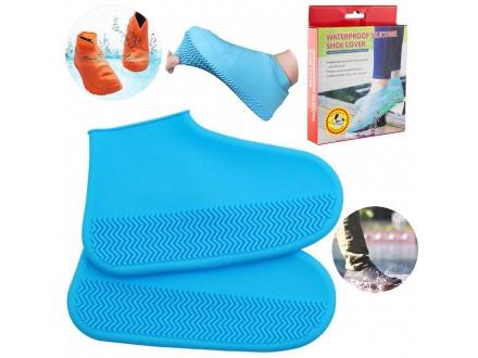 Vodootporne silikonske navlake za obucu