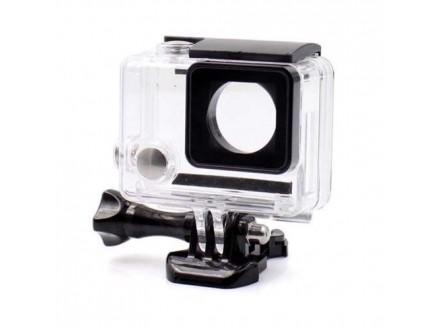 Vodootporno kuciste za GoPro Hero 3+/4 sa mikrofonom (MS)