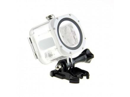 Vodootporno kuciste za GoPro Hero 4 model 2 belo (MS)
