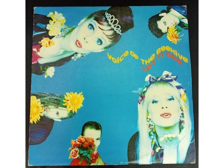 Voice Of The Beehive – Let It Bee LP (MINT,1988)
