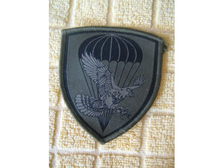 Vojna oznaka specijalne brigade - PT bataljon -maskirna