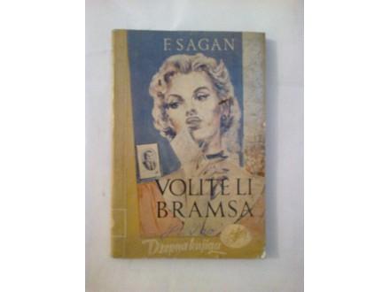 Volite li Bramsa - F. Sagan