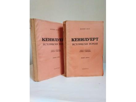 Volter Skot: Keniluert, I-II, 1927.god