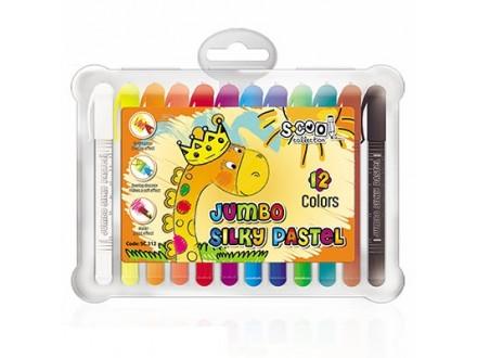 Voštani pastel - S-Cool Jumbo Soft 1/12