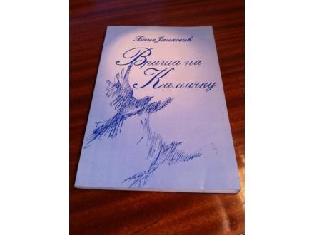 Vrata na Kamičku Bane Janković potpis autora