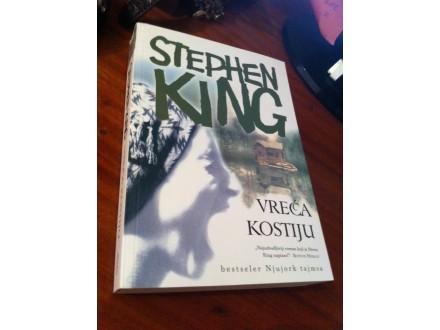 Vreća kostiju Stephen King NOVO