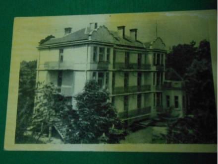 Vrnjačka Banja Vila Florida  cca 1950/60.