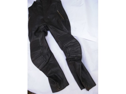W+R  leather   treger MOTO  pantalone