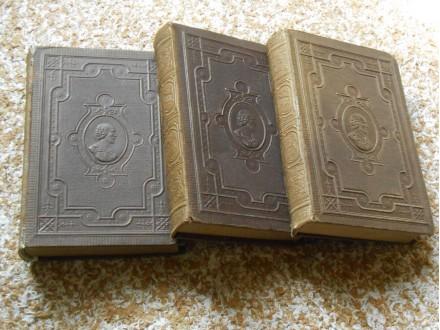 W. Shakespeare`s dramatische Werke 5-6,7-8, 11-12. 1868