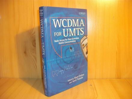 WCDMA for UMTS
