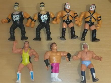 WWF Superstars of Wrestling kečeri