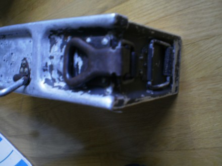 WWII Nemačka municijska kutija