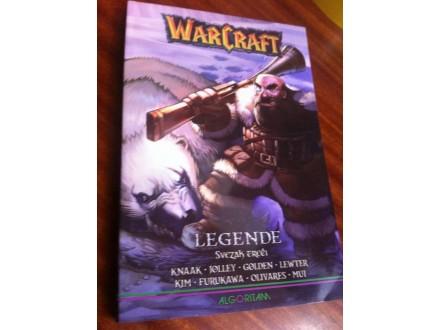 Warcraft Legende svezak treći
