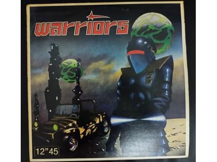 Warriors – Ratnici Maxi-Single (MINT,1983)