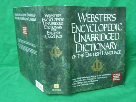 Webster`s Encyclopedic Dictionary VELIKI REČNIK ENGLESK