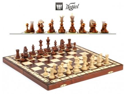 Wegiel šah set 539306