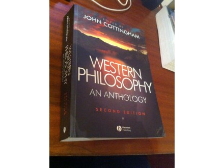 Western Philosophy John Cottingham