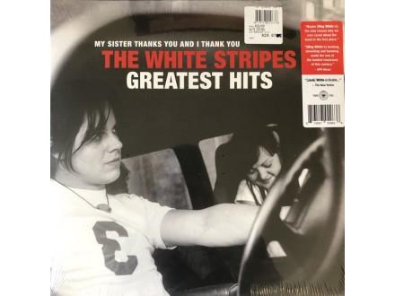 White Stripes-White Stripes Greatest..