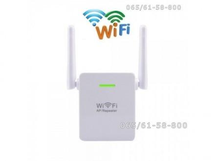 WiFi pojačivač signala-Wiraeless Repetitor-WiFi - 2