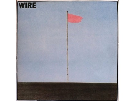 Wire-Pink Flag