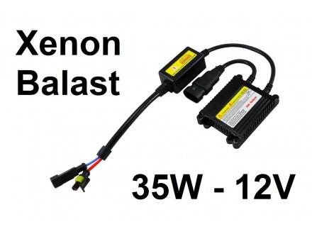 Xenon balast - slim - 35W - 12V - univerzalan